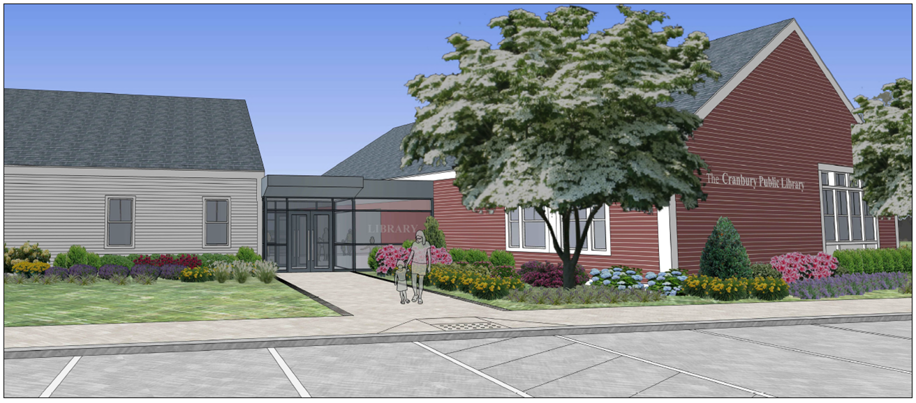 Cranbury Library Foundation | 23 North Main Street Cranbury